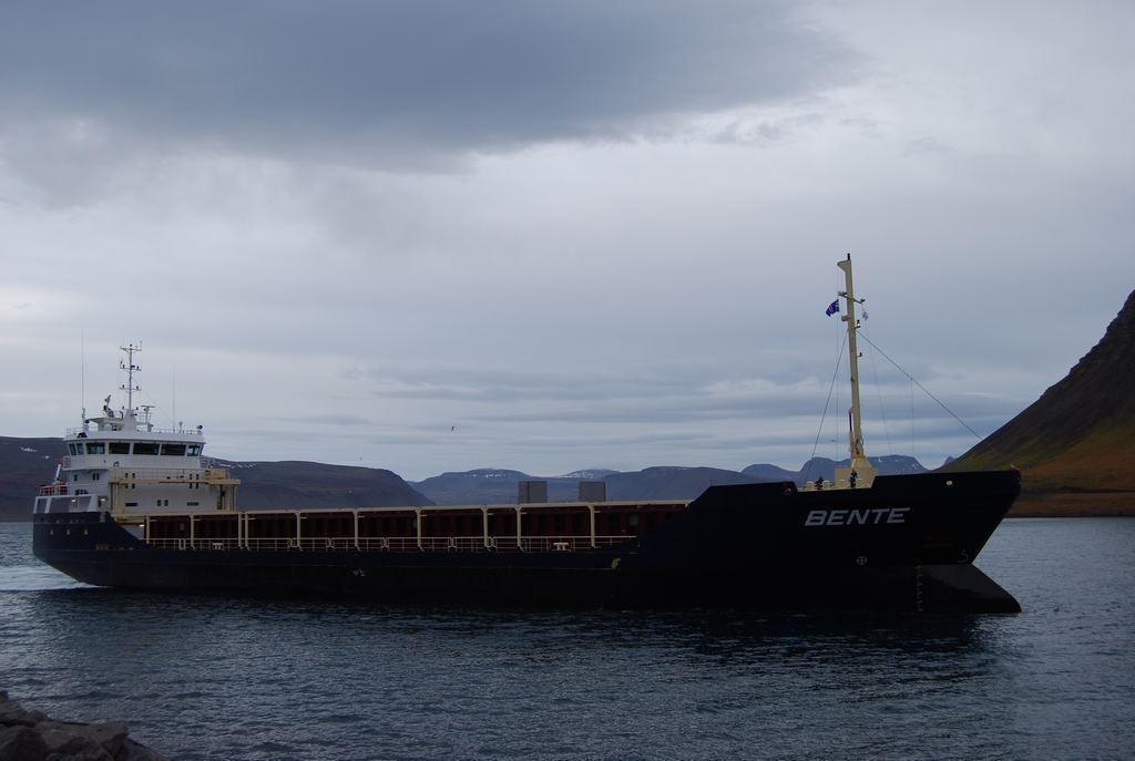 droge-lading-schip-Bente