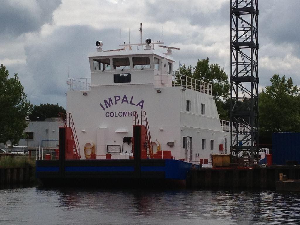 duwboot Impala