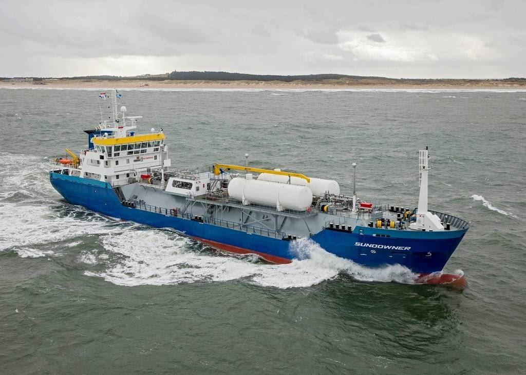 Sundowner-gastanker-nieuwbouw